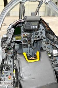 TMK 8 front cockpit