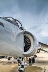 Up close and personal with the Sea Harrier at Rockford